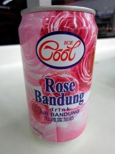 Singapore- Rose Bandung (Drink)