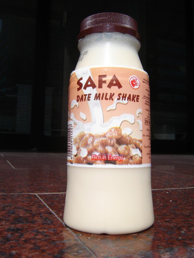 Dubai - Safa Date Milk Shake