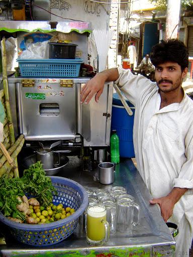 Lahore - Sugar Cane Juice