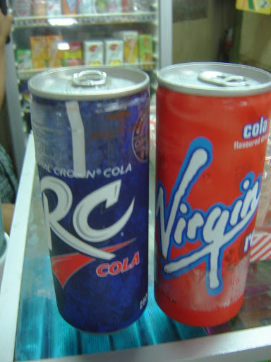 Dhaka - RC & Virgin Soda