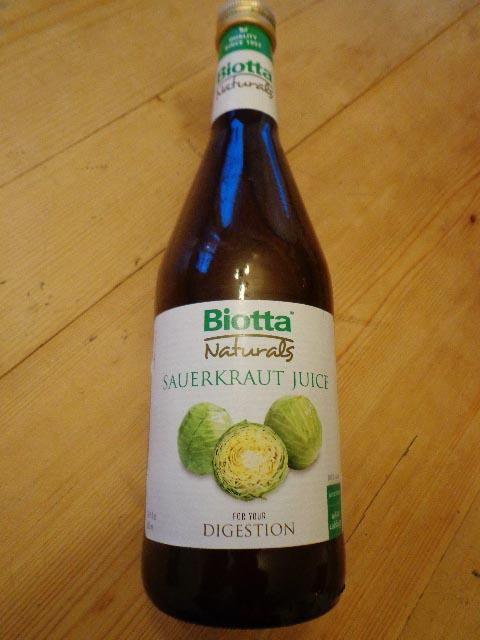 Manhattan - Sauerkraut Juice