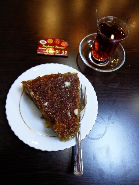 Ankara- Kaymaklı Ekmek Kadayıfı